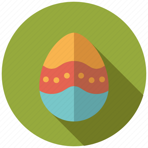 colorful, easter, egg, holidays, painted, pattern, tinted icon