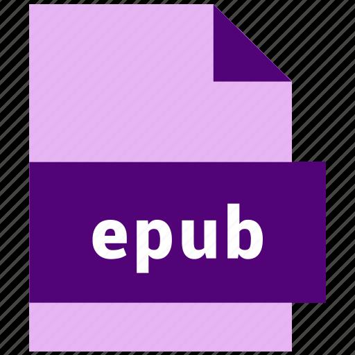 ebook, ebook file format, equb icon