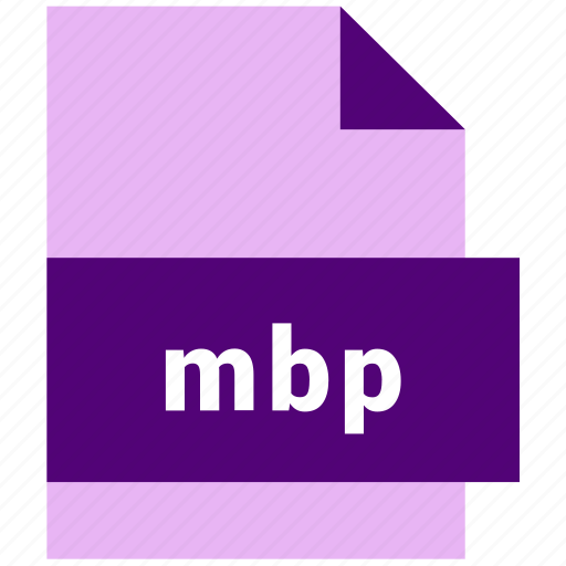 ebook, ebook file format, mbp icon