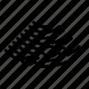 echo, fish, logo, nature, radar, sounder, water