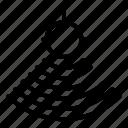 echo, fish, logo, nature, sounder, technology, water