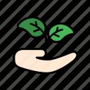 eco, environment, green, nature, plant, tree