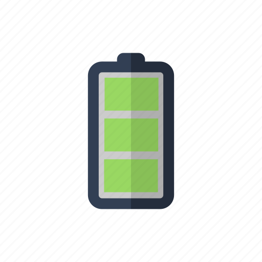 battery, eco, full, hal icon icon