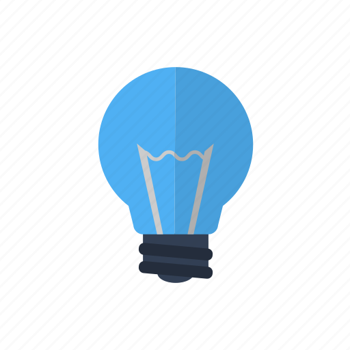 bulb, eco, idea, light, lightbulb icon icon