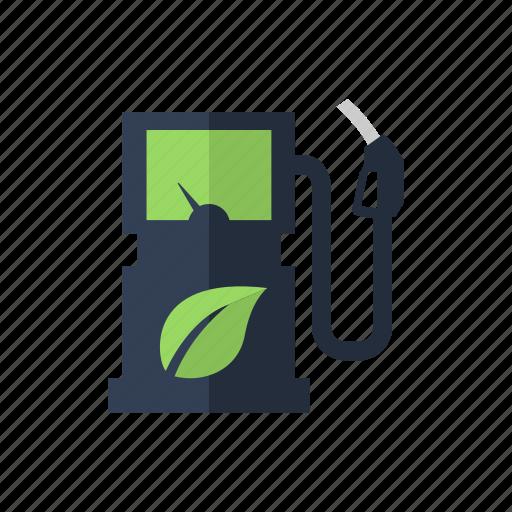 bio, eco, gas, station icon icon