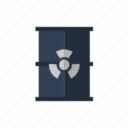 disaster, fuel, oil, spill icon icon
