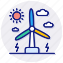 turbine, energy, green, offshore, wind, plug, power, supply, plant, station