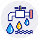 water, agriculture, irrigation, save, stress, faucet, leak, plumbing, tap