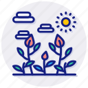 organic, fertilizers, compost, fertilizer, manure, recycling, bag, nature icon