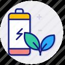 renewable, energy, battery, idea, technology, eco, alternative, ecology, fuel, green, leaf