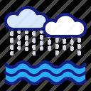 flood, damage, disaster, house, hurricane, water, weather, insurance, inundation, rain