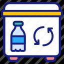 plastic, recycling, recycle, reuse, tupperware, utensils, bottle, bottles, milk, jugs, plastics