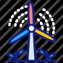 wind, power, ecology, energy, nature, windmill, plug, supply, turbine, plant, station