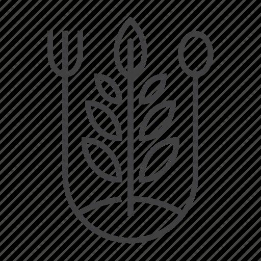 Eat, food, health, natural, nature, vegetable, vegetarian icon - Download on Iconfinder