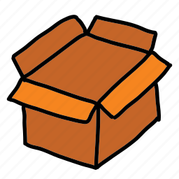 box, eco, nature, pack icon