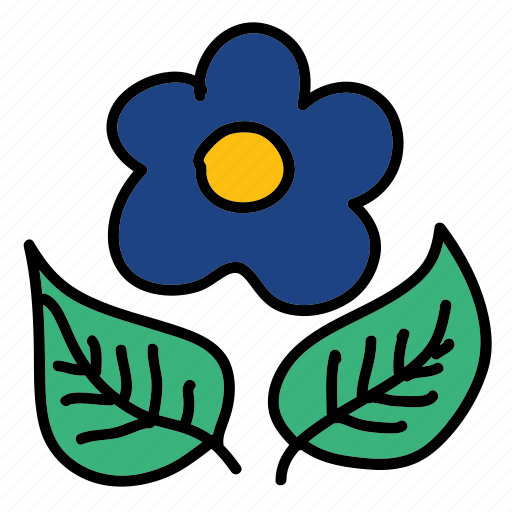 beauty, cute, eco, flower, guardar, nature, plant, save icon