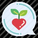 ecology, health, lifestyle, logotype icon