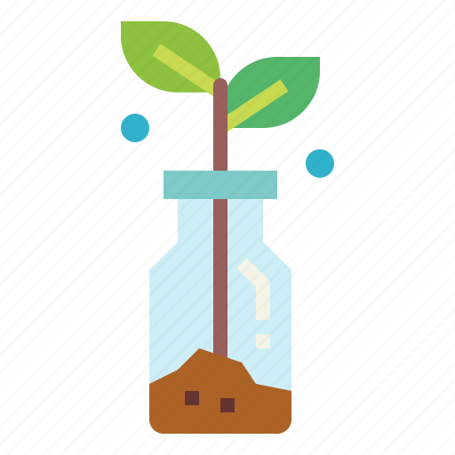ecology, leaves, nature, plant icon