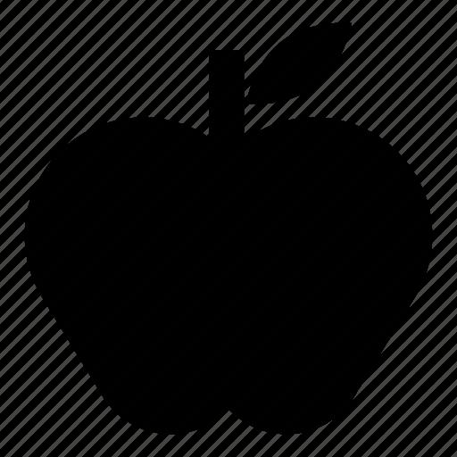 apple, eco, farm, fruit, health, healthy, organic icon