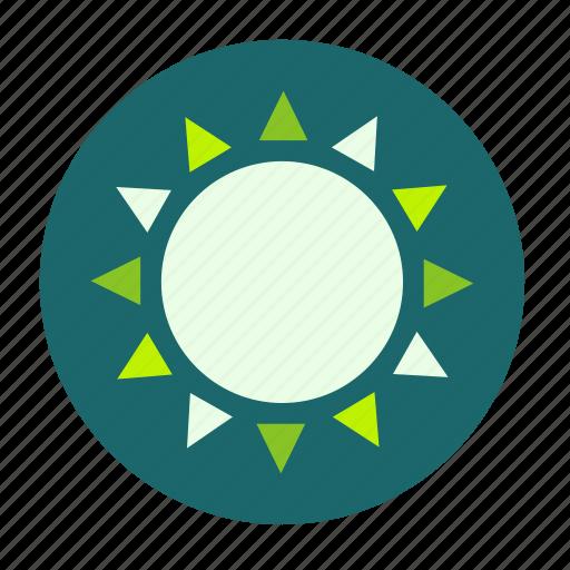 ecofarm, forecast, grow, light, sun, sunny, weather icon