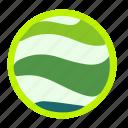 ecofarm, globe, planet, communication, global, earth, world icon