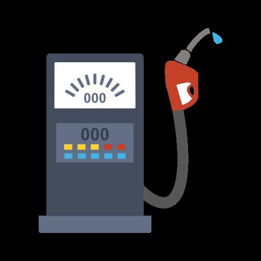 gas, oil, petrol, station icon