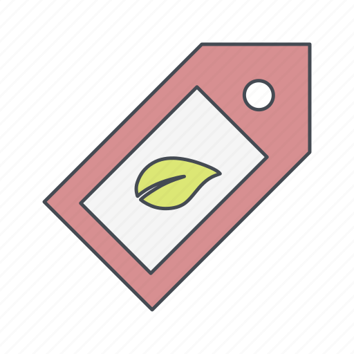 eco, eco label, tag icon