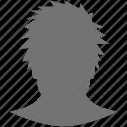 accaunt, avatar, person, profile, user icon