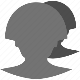 avatar, head, people, persons, profile, user icon