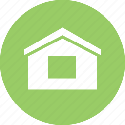 building, construction, estate, home, house icon