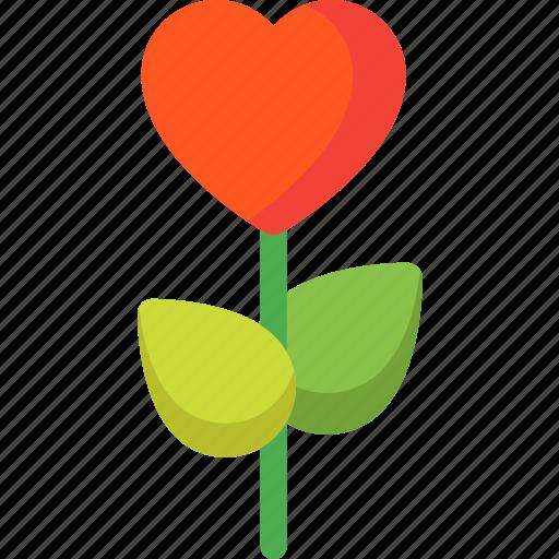 favorite, favourite, heart, love, plants, romance, valentines icon