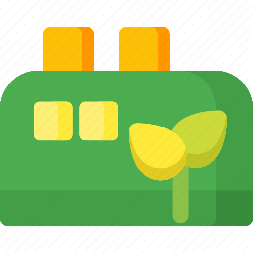 building, clean, construction, eco, ecology, factory icon