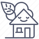 drop, filter, house, water icon