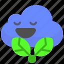 bio, cloud, eco, green, leaf, savings
