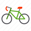activity, bicycle, ride, transportation, travel icon