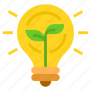bulb, ecology, environment, idea, innovation