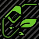 bio, ecology, fuel, gas, green icon