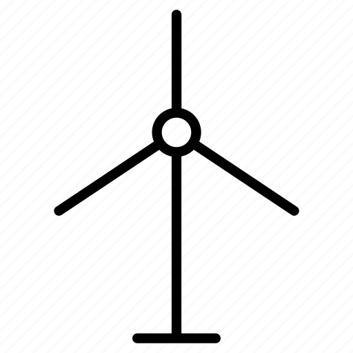 ecology, playing, swing, wind, windmill icon