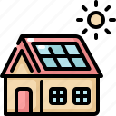 cell, ecology, environment, home, house, nature, solar