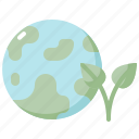 ecology, environment, global, leaf, nature, plant, tree icon