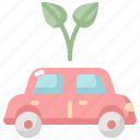 car, eco, ecology, environment, nature, plant
