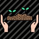 bio, leaf, organic icon