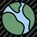 earth, ecology, nature, world icon