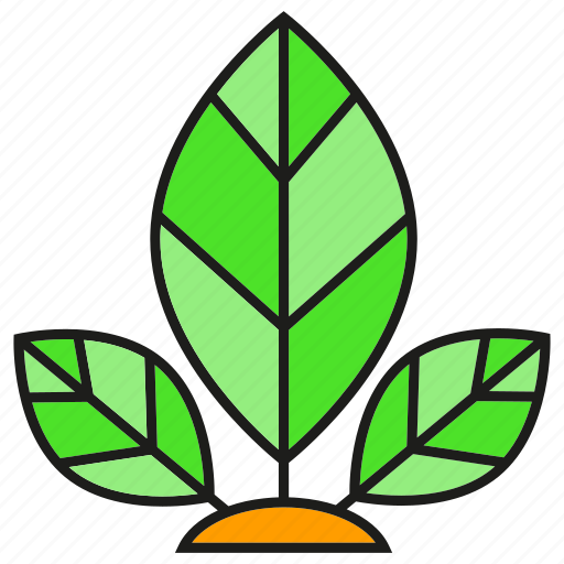 eco, ecology, growth, leaf, nature, plant, seed icon