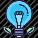 leaf, environment, bulb, ecology, light, ecological
