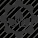 arranging, environment, plant, nature, ecosystem, setting icon