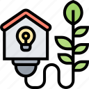 bioenergy, plant, electric, efficiency, house