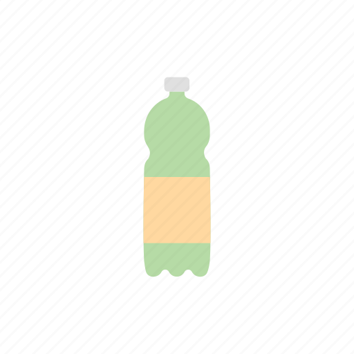 bottle, eco, plastic, pollution, recycle, waste icon