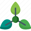 eco, ecology, energy, leaf, plug, power, wind icon