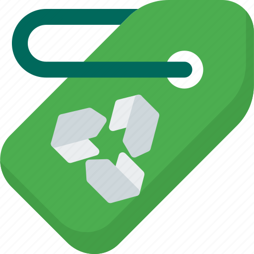 badge, eco, ecology, nature, recycle, refresh, tag icon